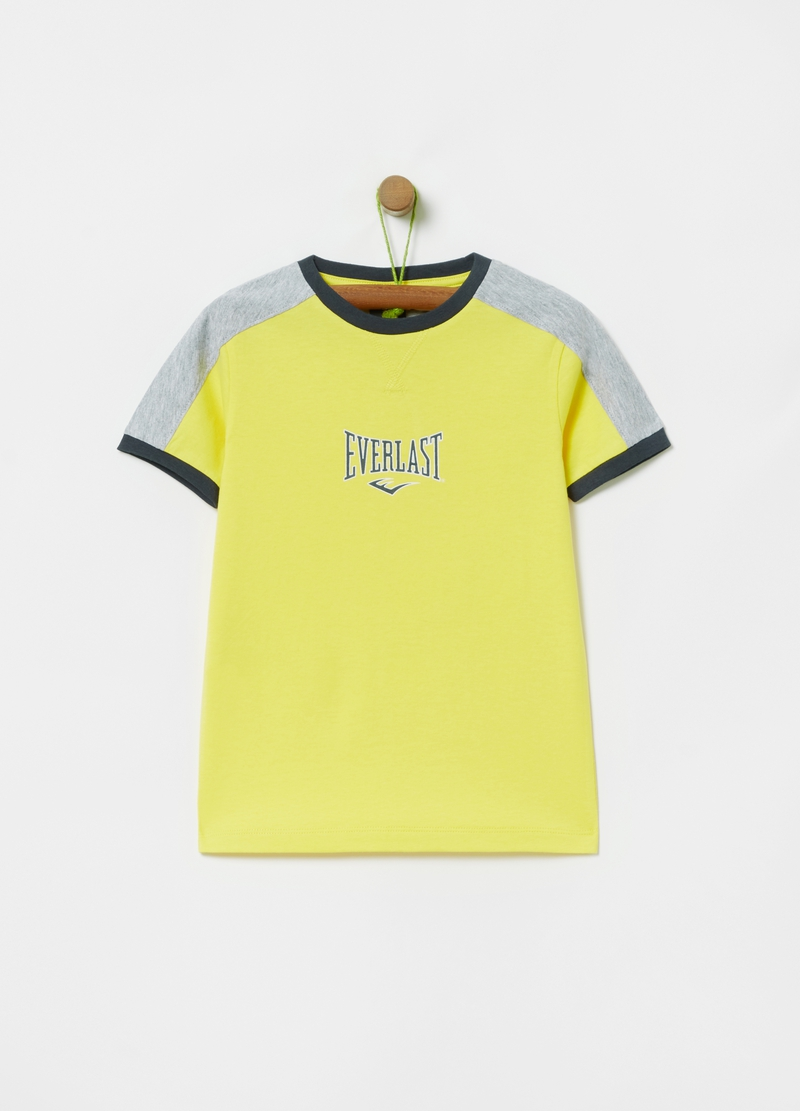 T-shirt with Everlast insert image number null