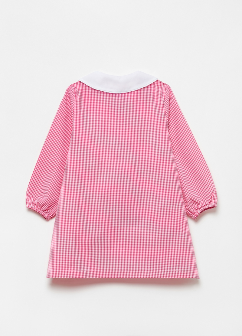 Disney Minnie Mouse check smock with zip image number null