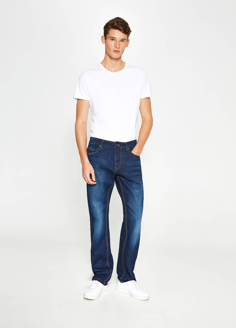 Jeans comfort fit stretch used image number null