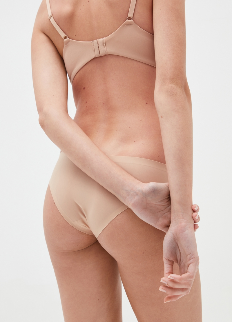 The Nude Effect briefs in microfibre image number null