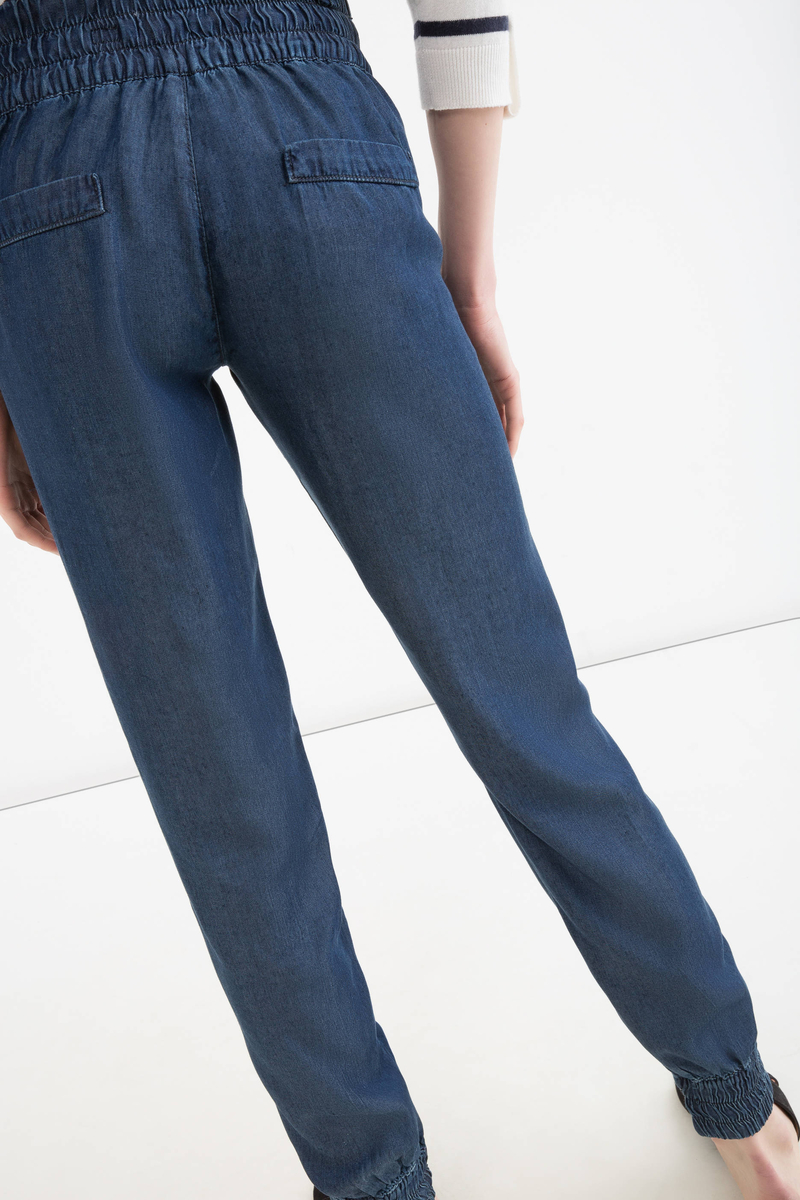 Jeans boyfriend effetto used image number null