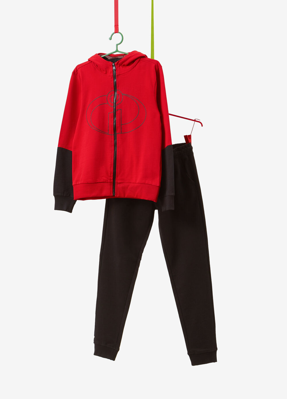 100% cotton The Incredibles tracksuit