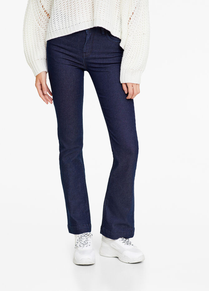 Jeans bootcut fit stretch