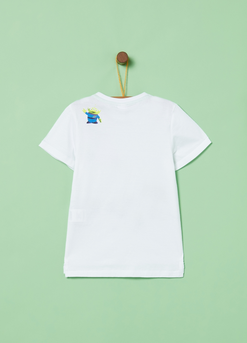 100% cotton T-shirt with Toy Story print image number null