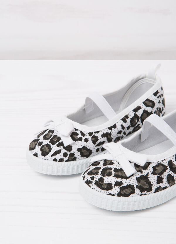Animal-print slip-ons | OVS