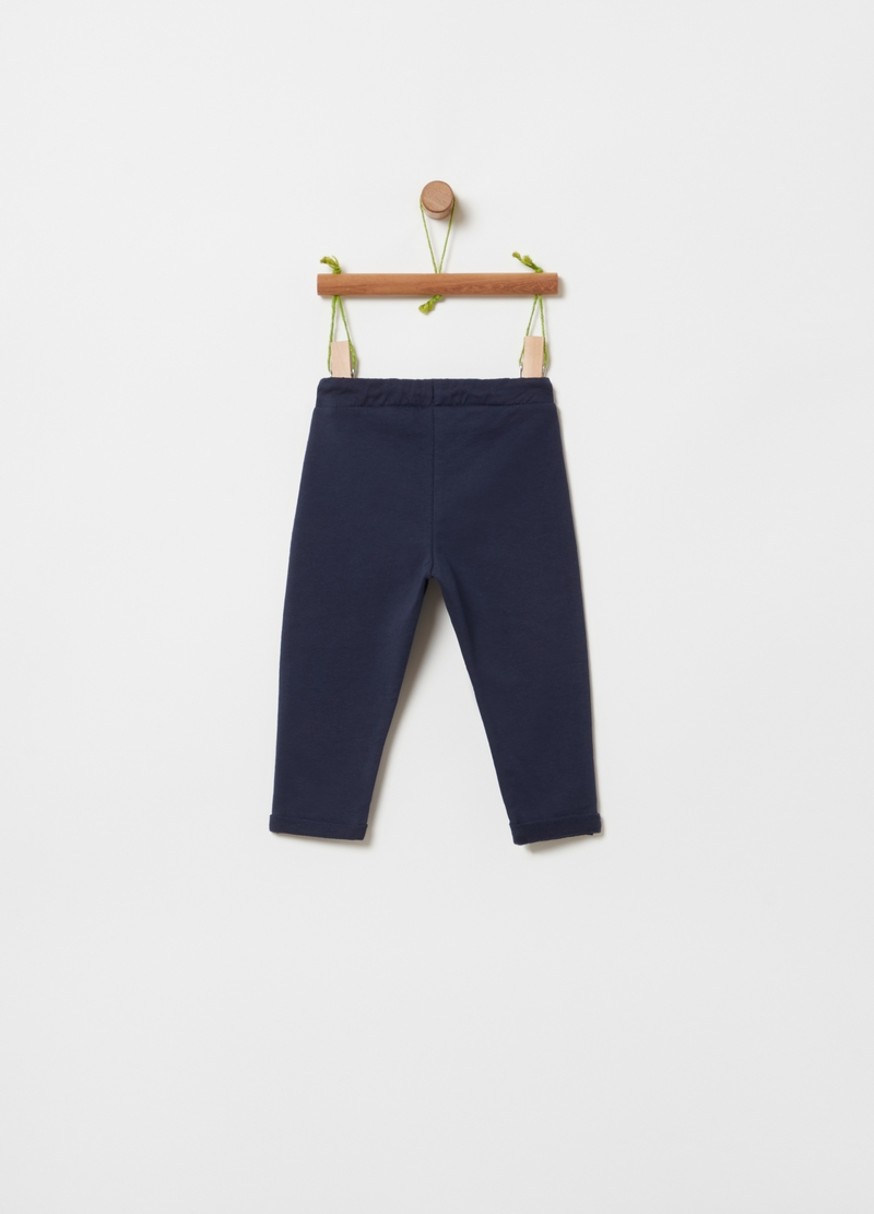 Joggers con coulisse image number null