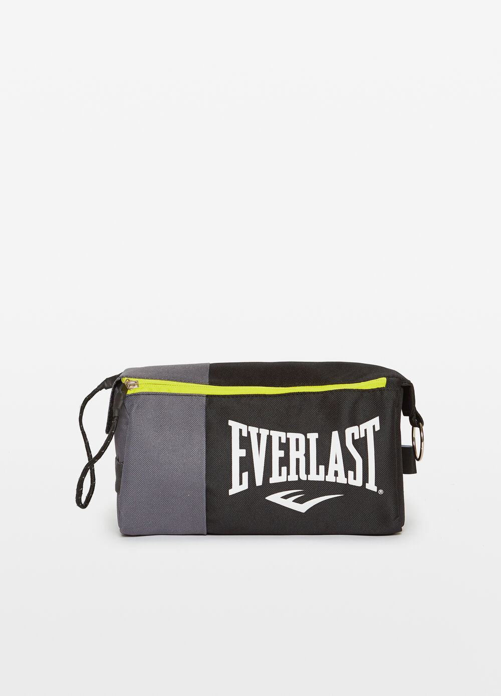 Everlast beauty case with zip in contrasting colour