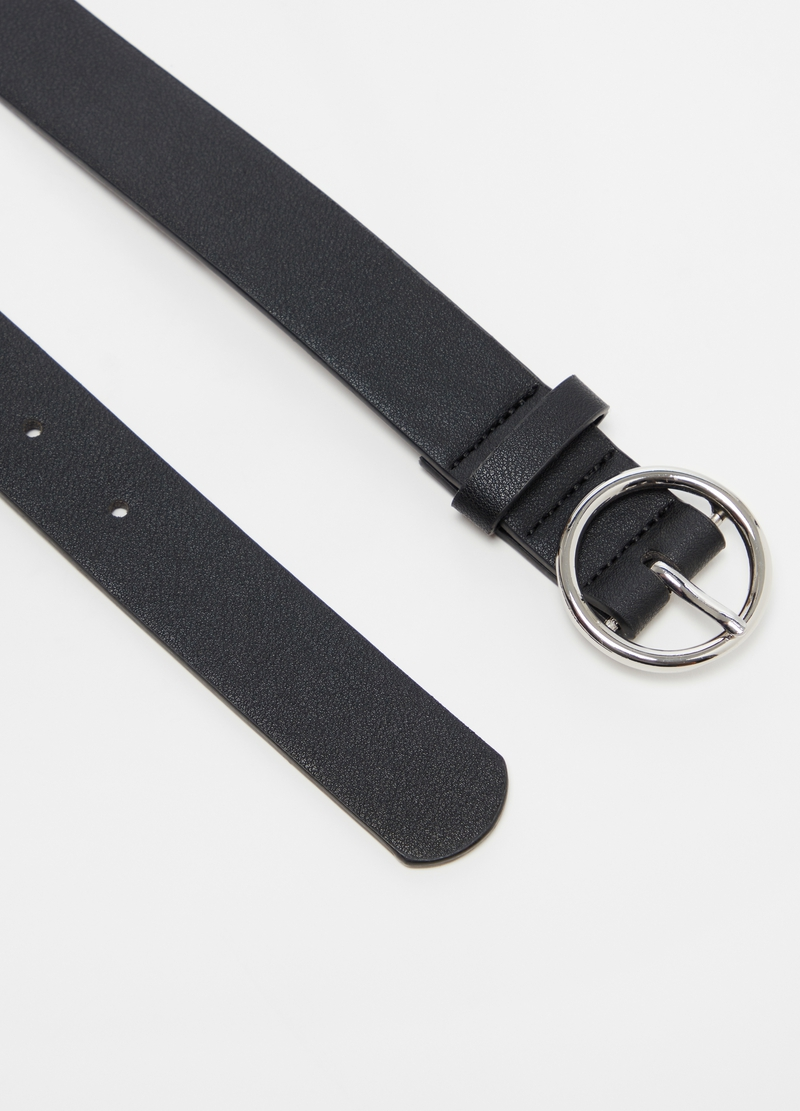 Belt with round buckle image number null