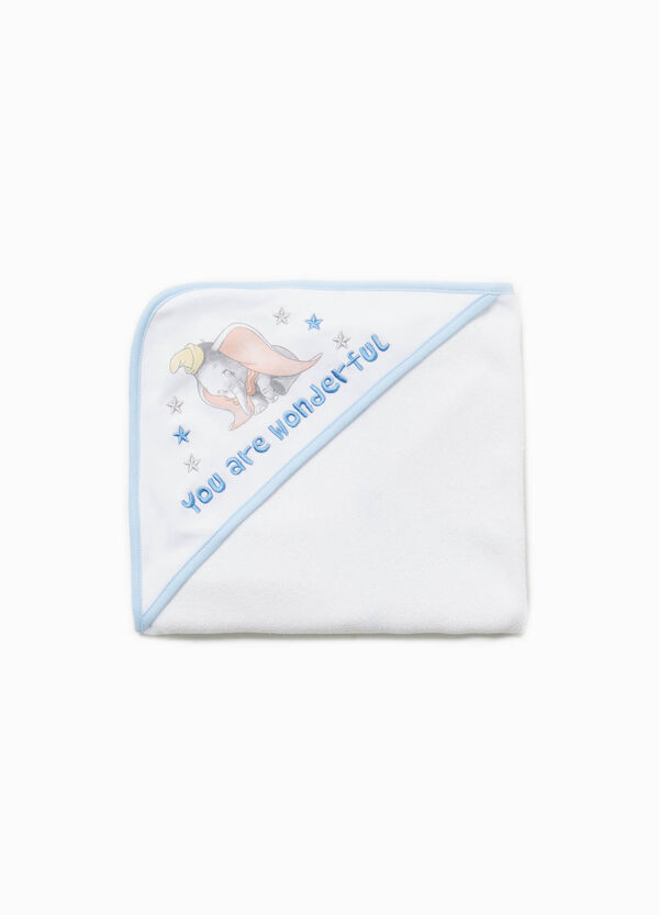 Cotton blend Dumbo bathrobe