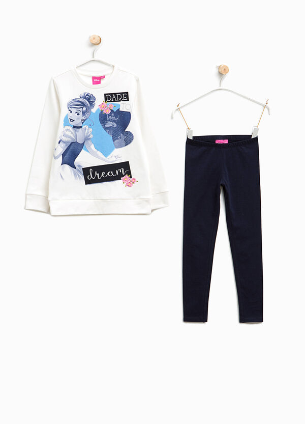 Tracksuit with Cinderella print | OVS