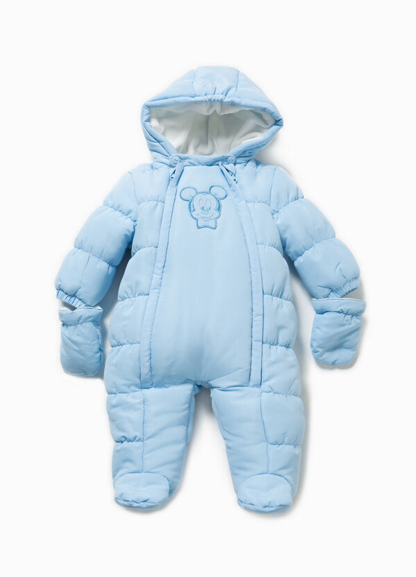 Mickey Mouse quilted onesie   OVS