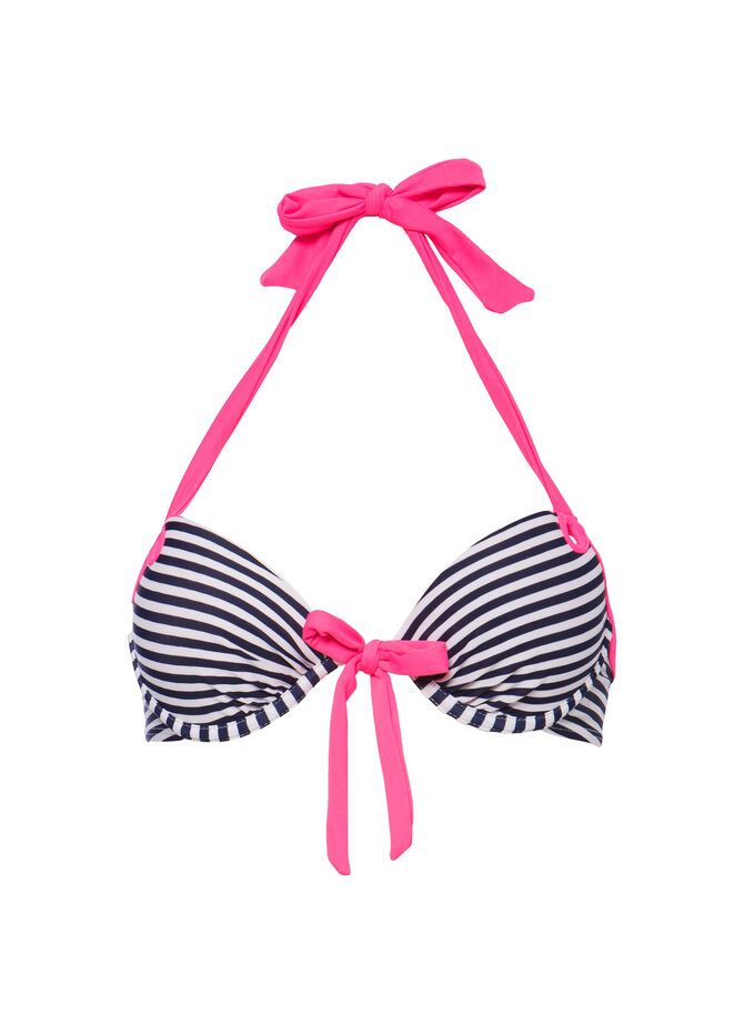 Reggiseno push up ferretto stretch