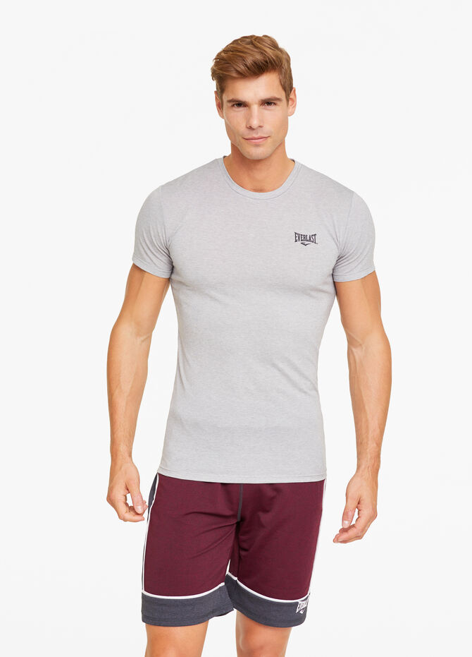T-shirt girocollo stretch Everlast