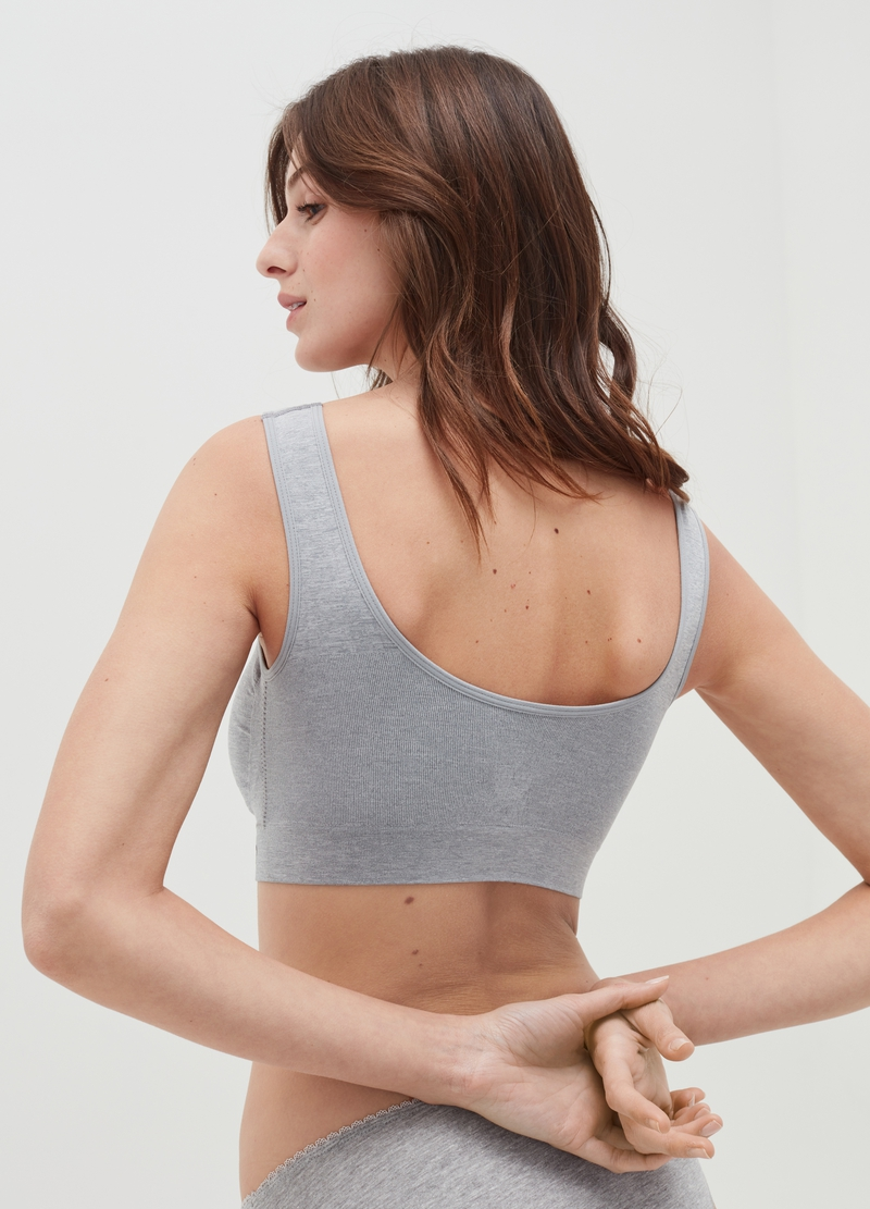 The One seamless bralette image number null
