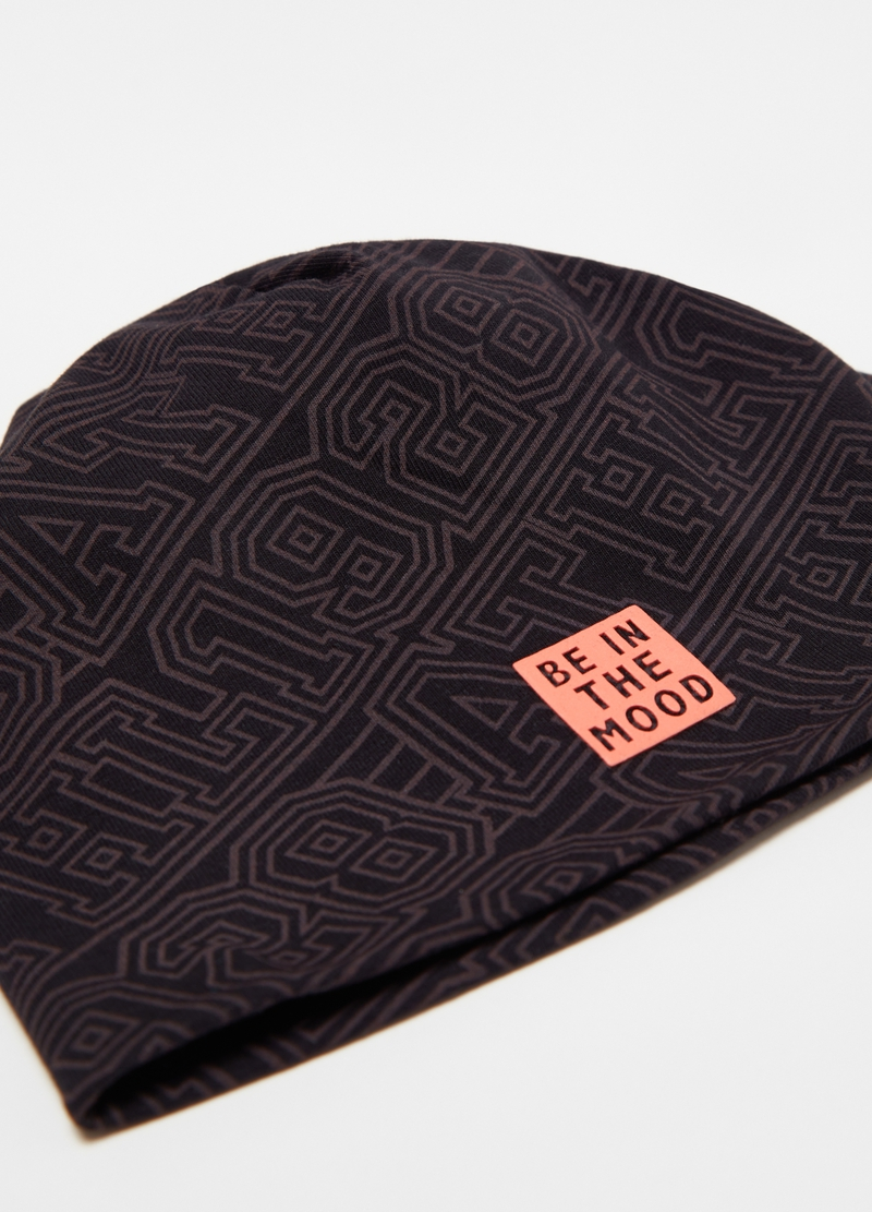 Jersey hat with all-over print image number null