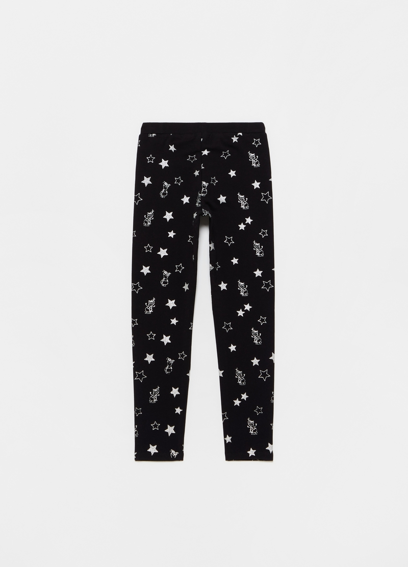 Leggings stampa Olaf Frozen all-over image number null