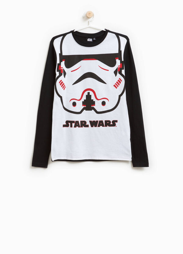 T-shirt puro cotone Star Wars