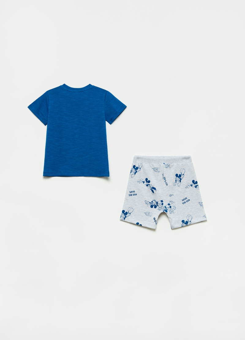 Jogging set with Disney Baby Mickey Mouse print image number null
