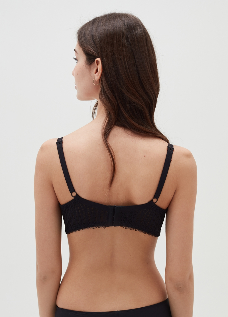 Marilyn natural-effect soft bra image number null