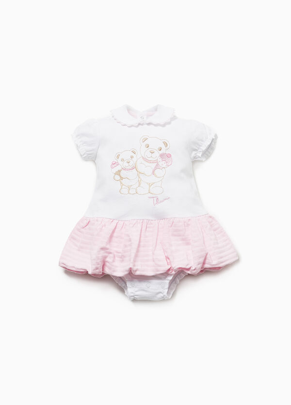 THUN romper suit in 100% cotton