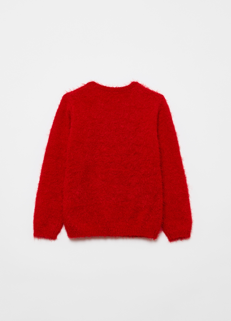Christmas jumper Babbo Natale image number null