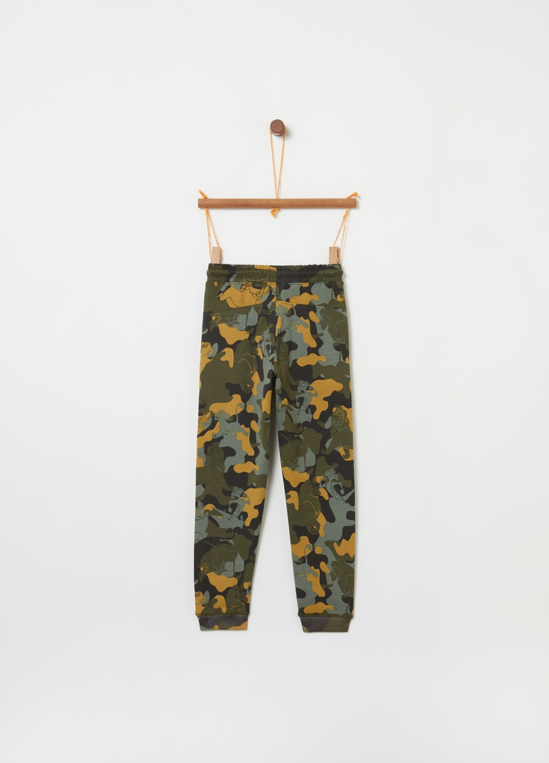 Trousers with Lion King drawstring image number null