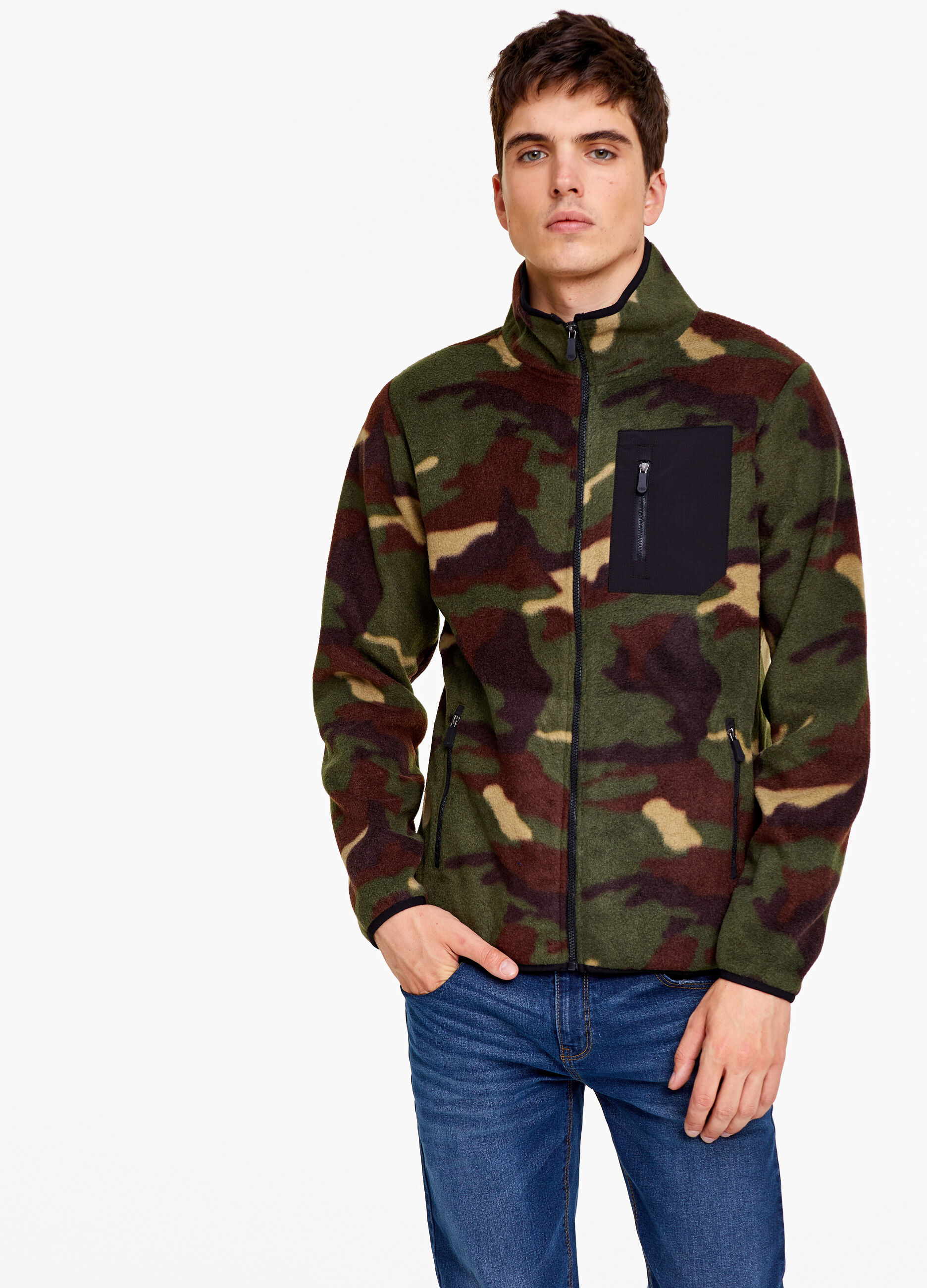 19 Sportive Lunghe Inverno Uomo 2018 Felpe Online Ovs Autunno tRqBW0w 11dceed0215