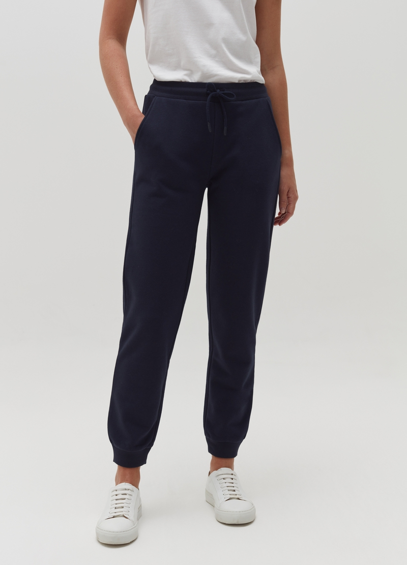 Regular-fit joggers with drawstring image number null