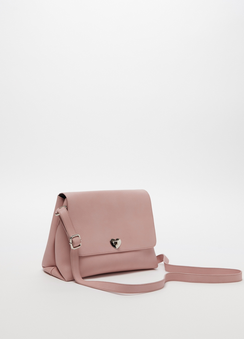 Solid colour shoulder bag image number null