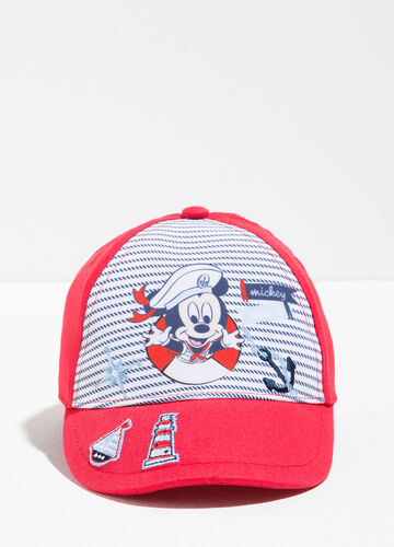 Baby Mickey Mouse baseball cap