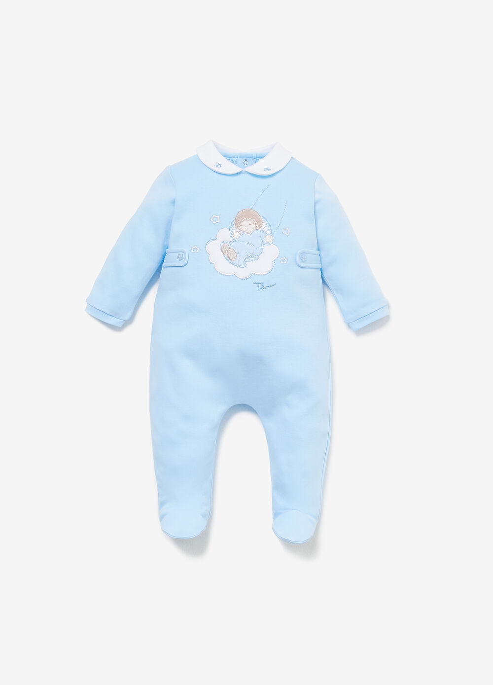 THUN Angels romper suit in 100% cotton
