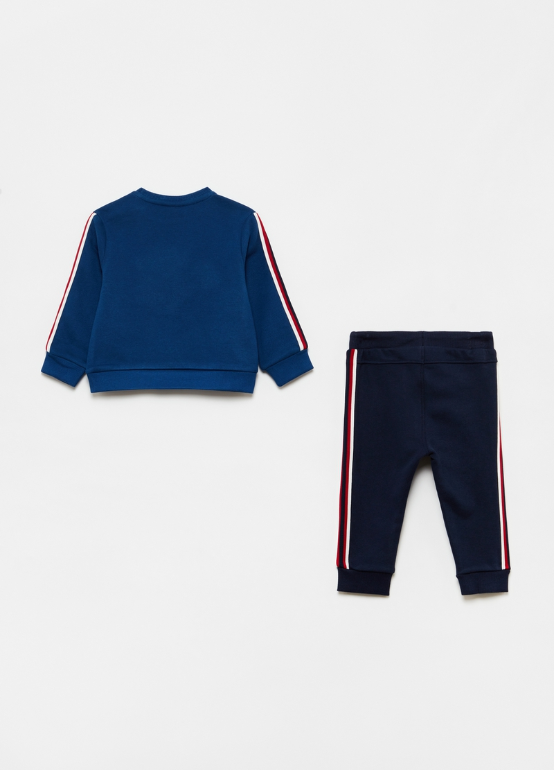 Marvel Baby Thor jogging set in organic cotton image number null