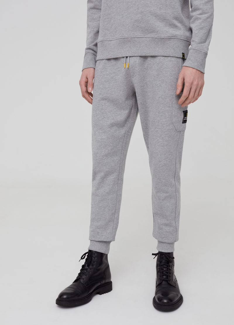 National Geographic mélange joggers image number null
