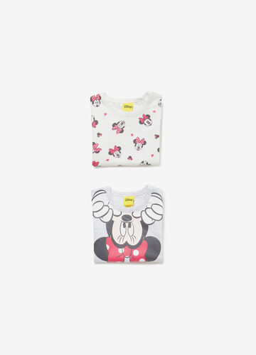 Set due body intimi cotone BCI Minnie