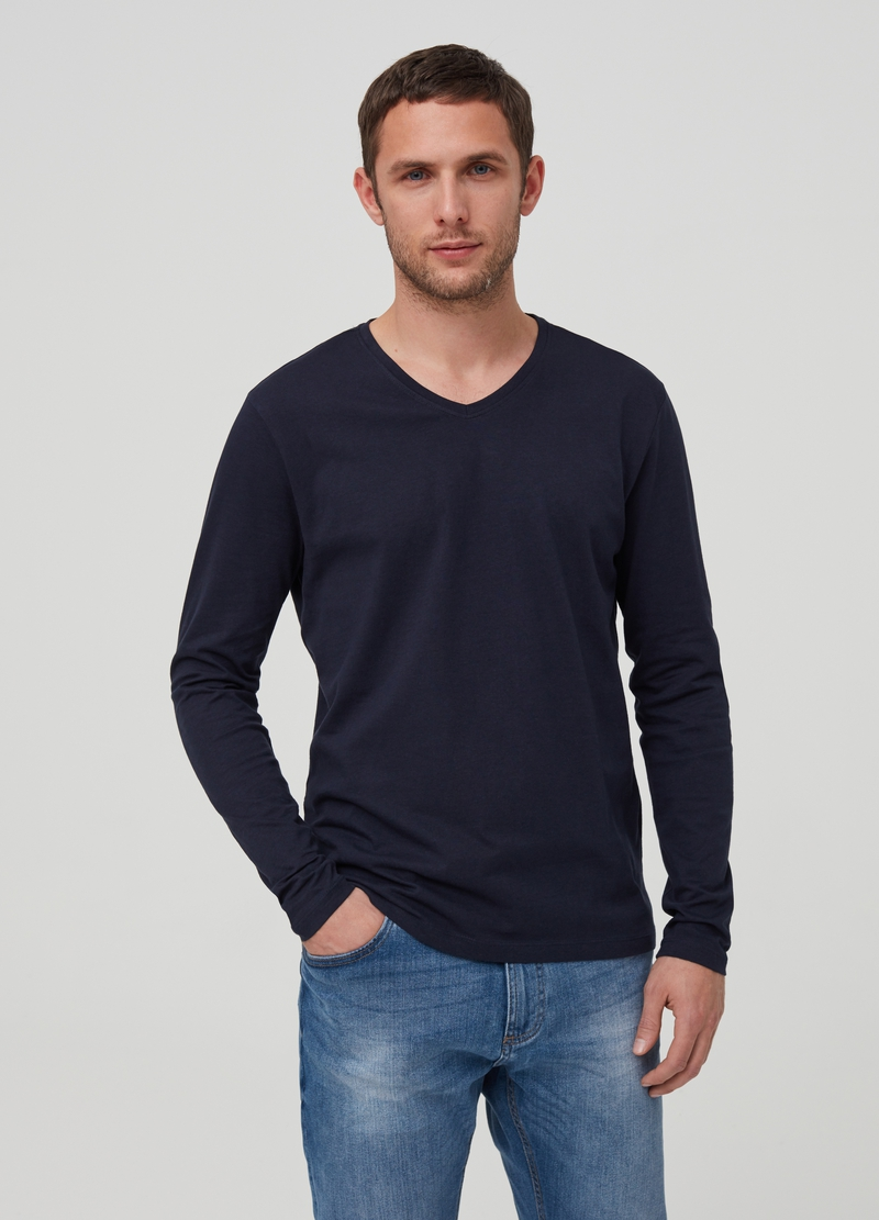 T-shirt puro cotone image number null