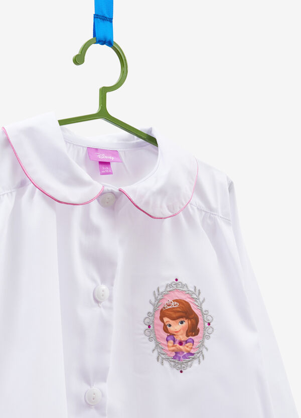 Grembiule con patch Disney Princess