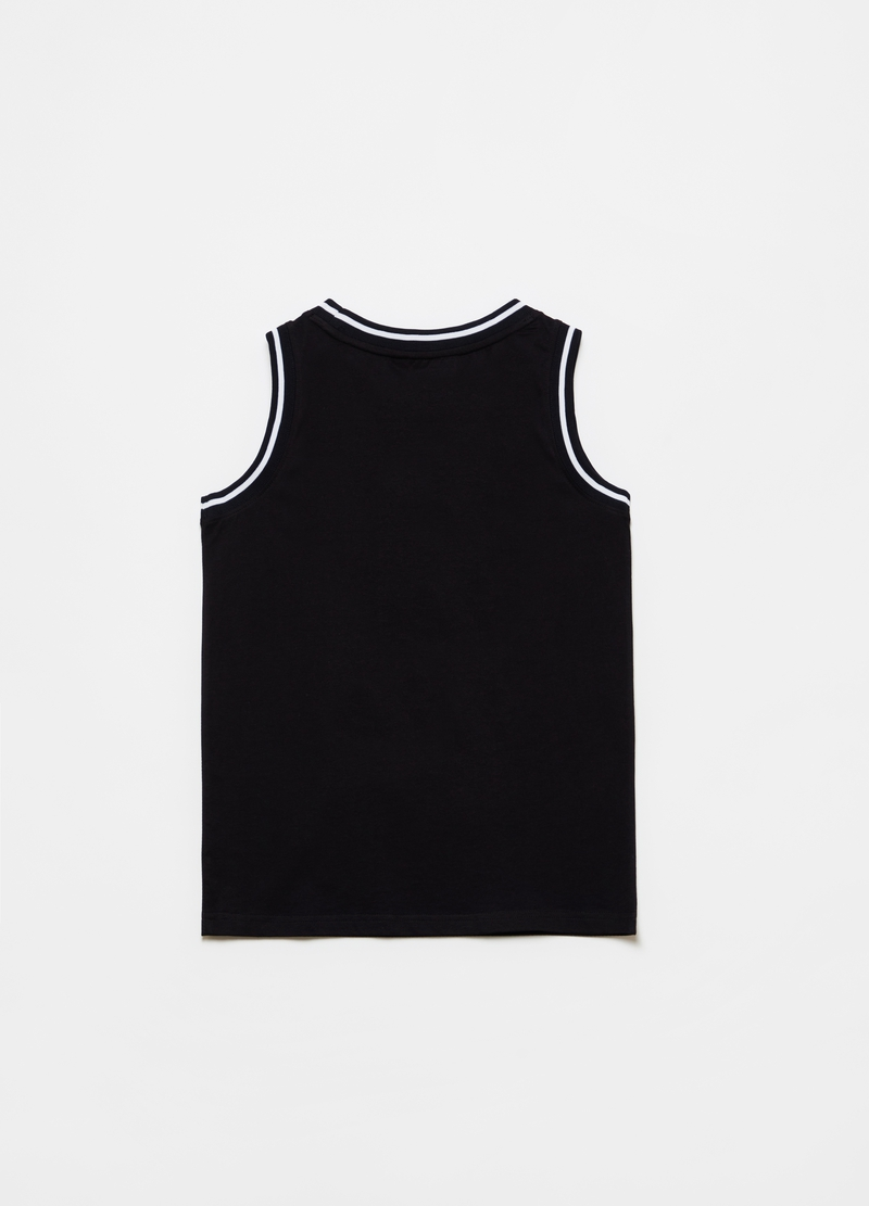 Maui and Sons tank top with print image number null
