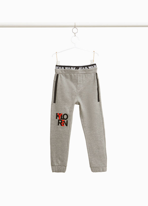 Star Wars joggers in cotton blend