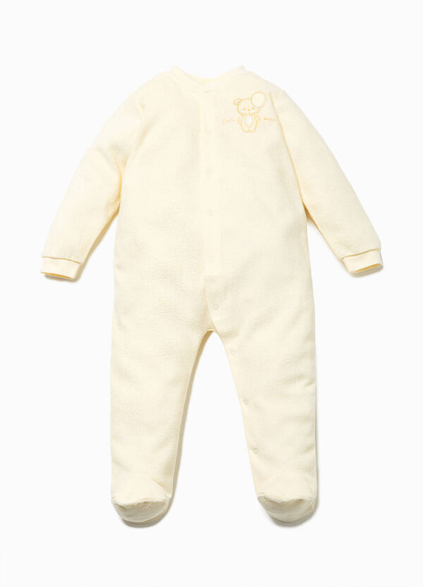 Better Cotton cotton sleepsuit | OVS