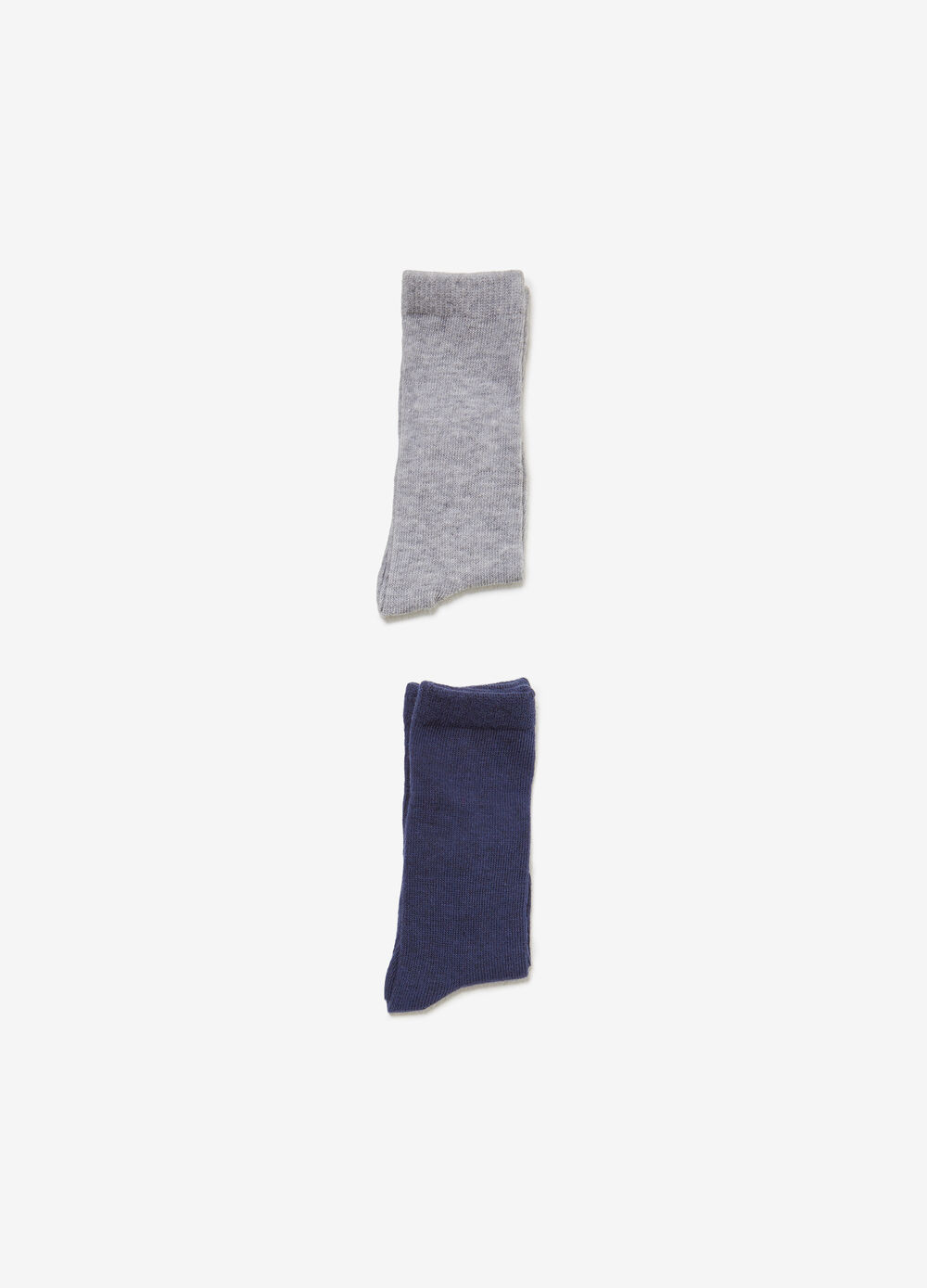 Two-pack long stretch socks
