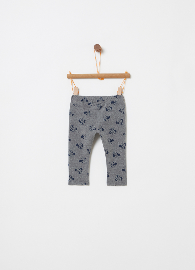 Jeggings stampa all-over Disney Baby image number null