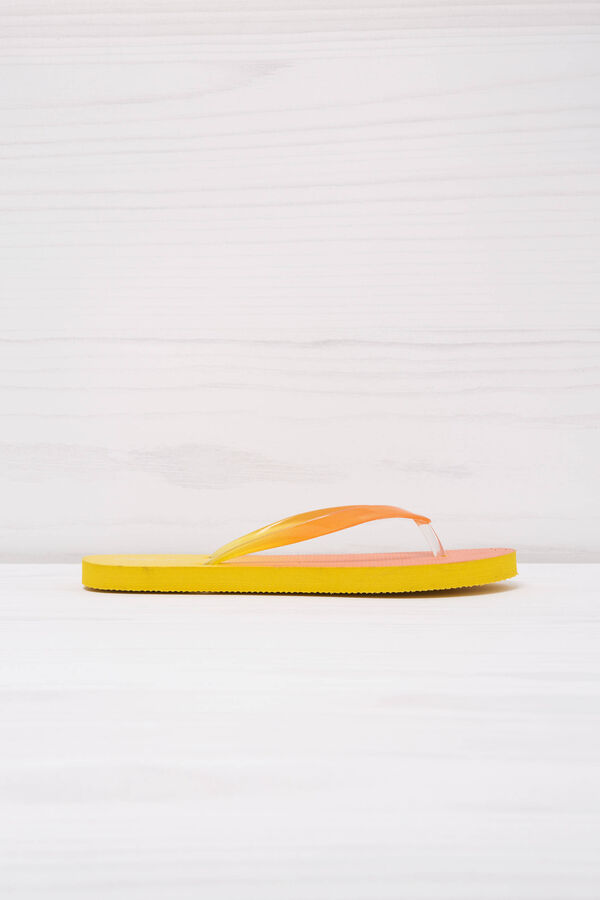 Degradé effect thong sandals | OVS