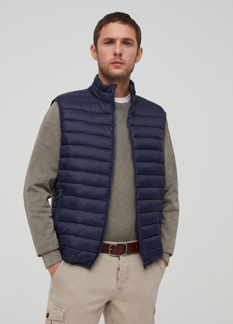 Eco Thermore padded gilet image number null