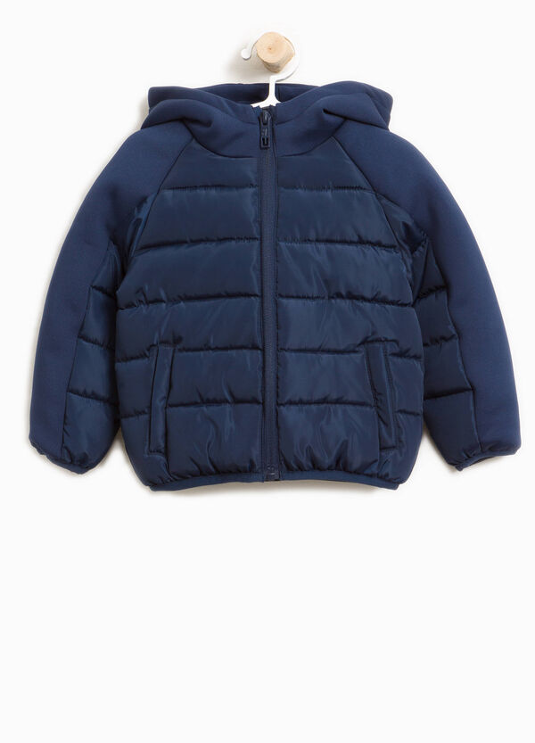 Jacket with large hood | OVS