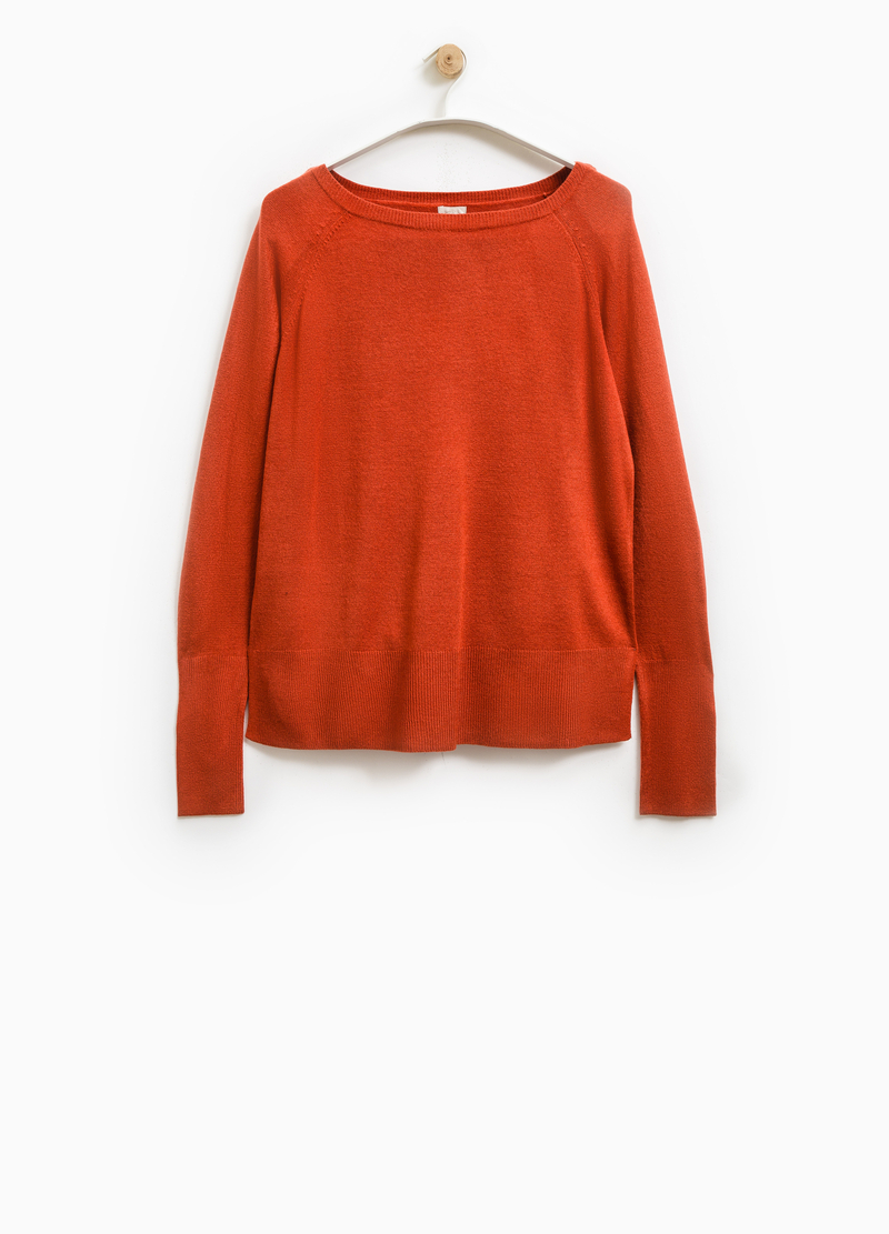 Smart Basic solid colour pullover image number null