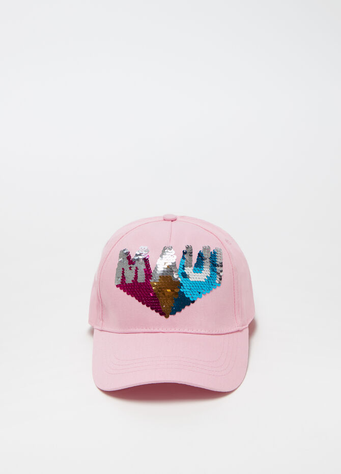 Baseball cap paillettes Maui and Sons