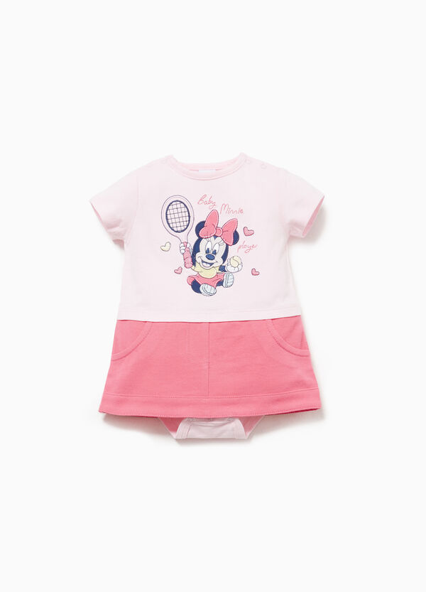 Minnie Mouse 100% cotton bodysuit