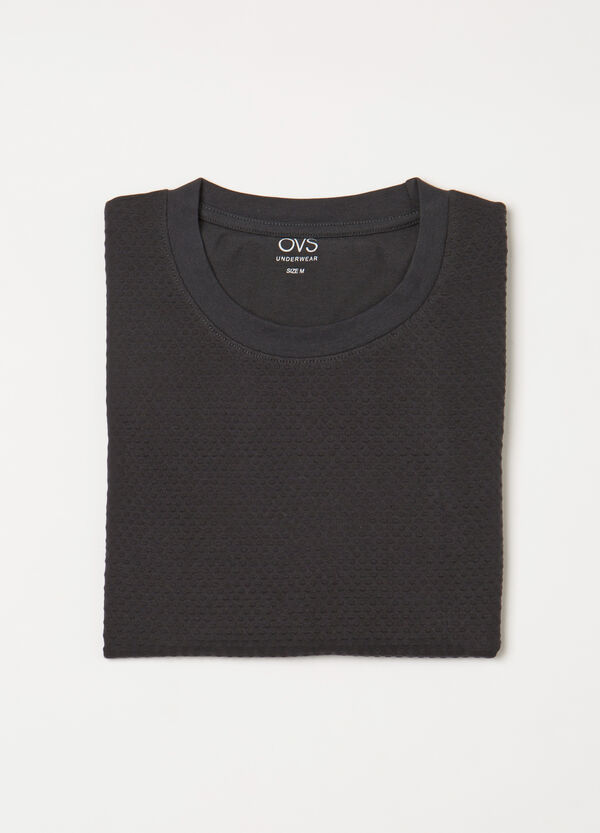 Stretch cotton undershirt | OVS