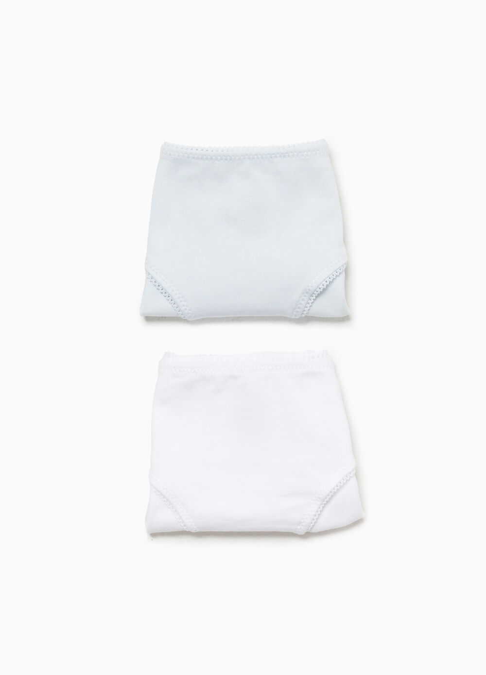 Two-pack stretch cotton briefs