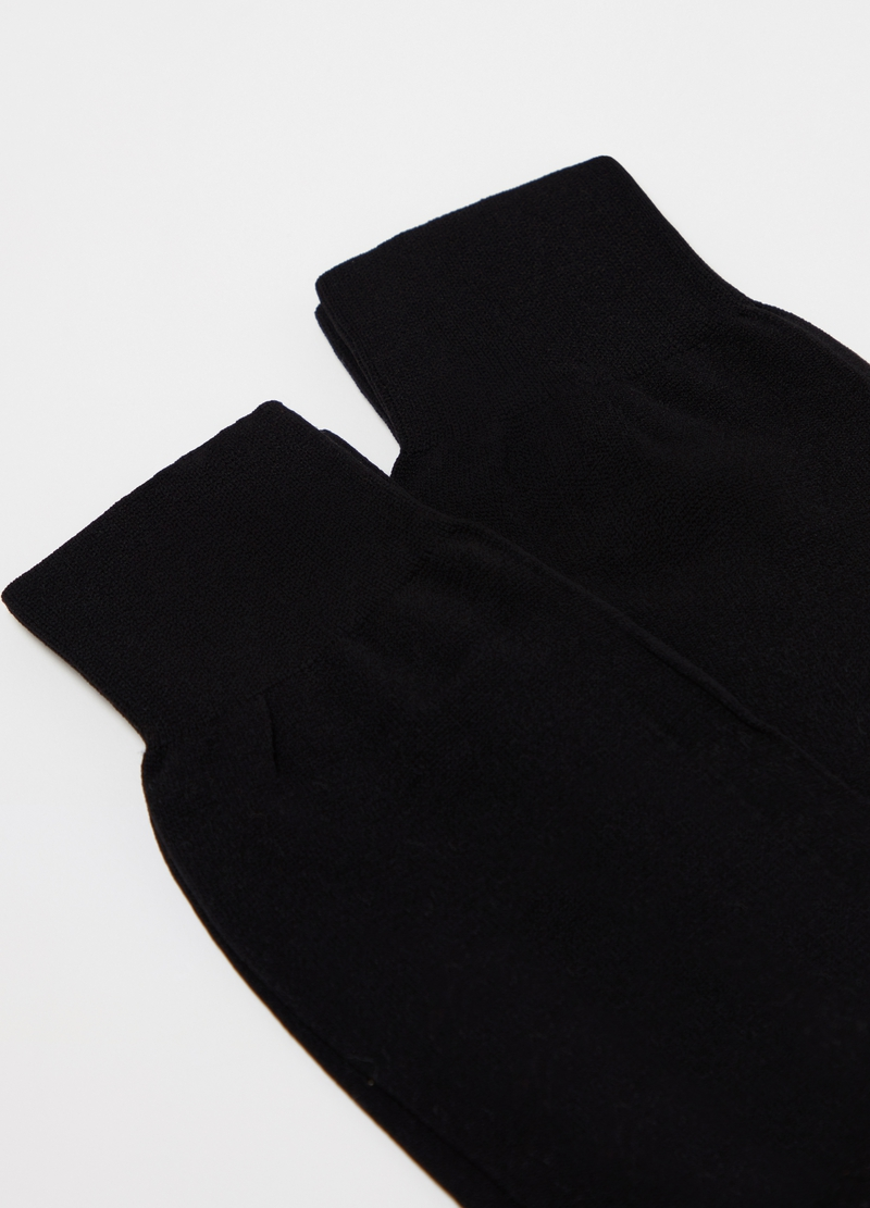Two-pair pack short socks in microfibre image number null